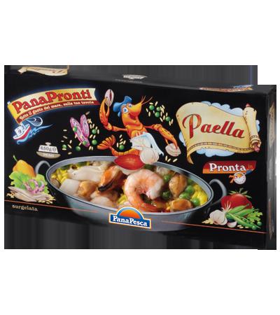 paella | panapesca - Come Si Cucina La Paella Surgelata